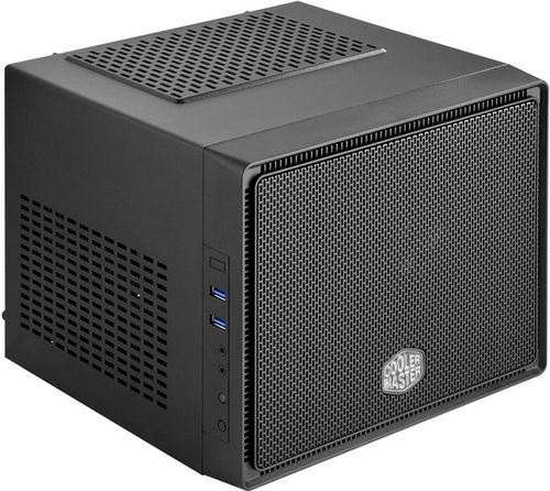 Cooler Master Elite 110 - Mini-Game-Cube mit AMD Ryzen 5 3400G