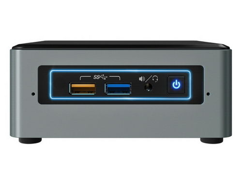 Intel NUC6CAYH - Mini-PC System mit Intel Celeron J3455