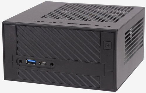 ASrock DeskMini 310 - Mini-PC System mit Intel Core i3-9100