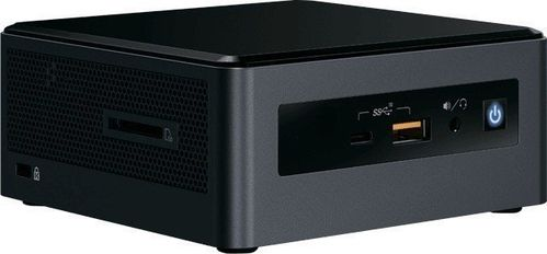 Intel NUC8i7INHX Main-G - Mini-PC System mit Intel Core i7-8565u